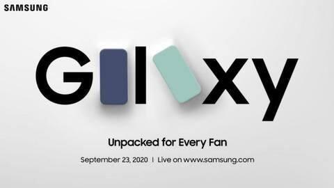सैमसंग का नया 5G स्मार्टफोन 23 सितंबर को होगा लॉन्च, दमदार हैं फीचर्स