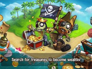 Zombie Castaways Apk v1.9.2 Mod (Unlimited Money)