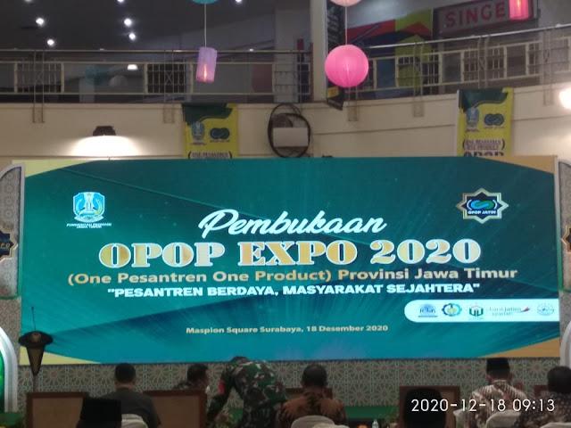 Tejo Black Garlic Ikut Ajang OPOP EXPO 2020 di Surabaya