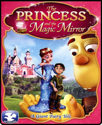The Princess And The Magic Mirror (2014) Dual Audio 720p | 480p BluRay x264 [Hindi – Eng] 700Mb | 250Mb