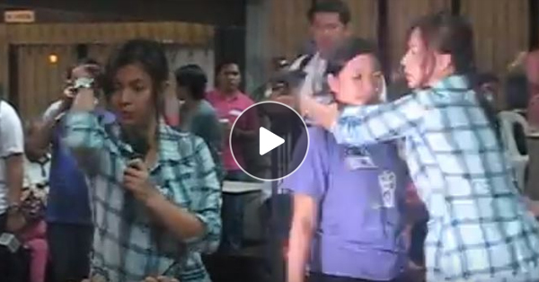 Throwback: Angel Locsin Gave Lessons On Self Defense On Her 24th Birthday