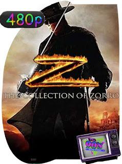 El Zorro Series y Peliculas Coleccion de oro [480p] Latino [GoogleDrive] SXGO
