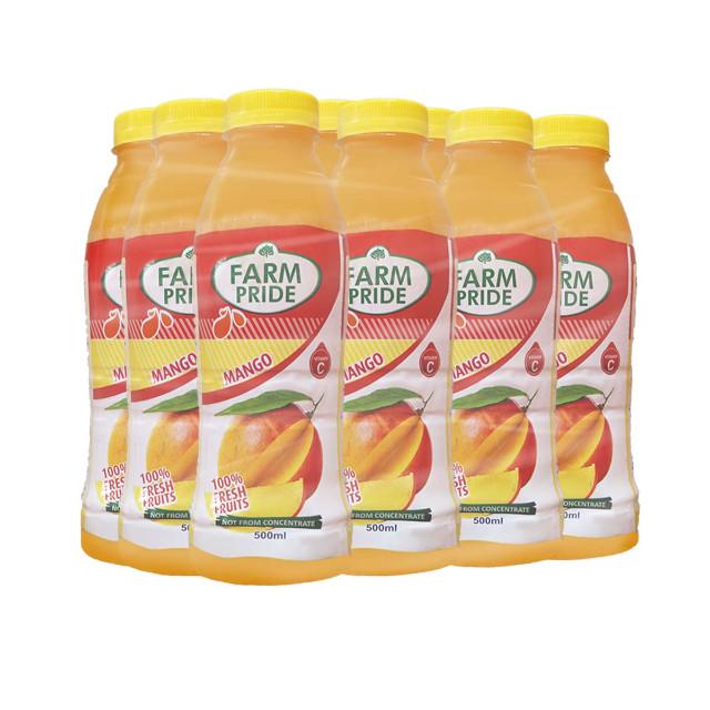 Farm Pride Mango 500ml x 12