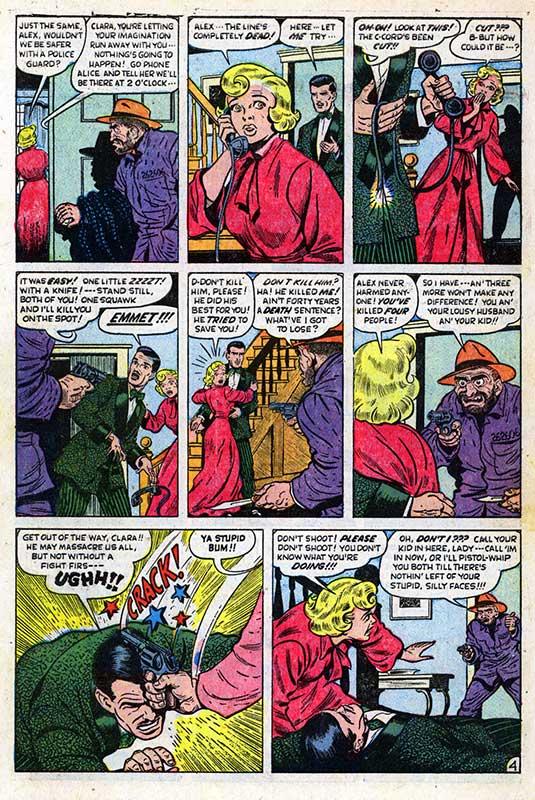 Atomic Kommie Comics: Holiday Reading Room SPELLBOUND