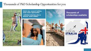 australia scholarships for international students