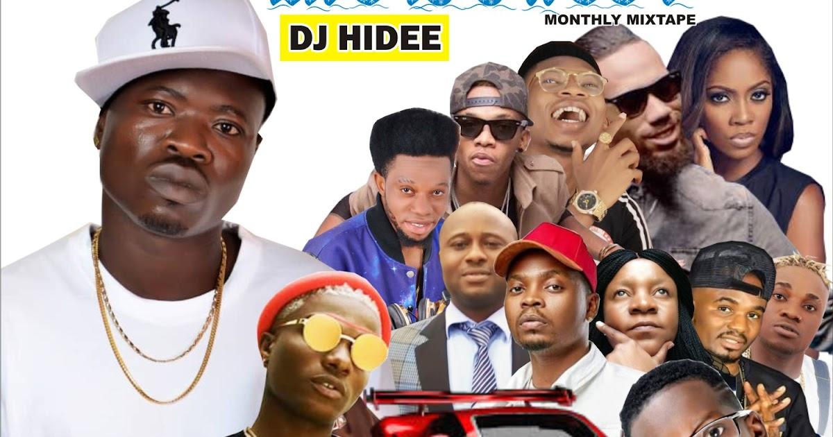 LG Mixtape ) DJ HIDEE OHEMA LISFE IS SWEET MIXTAPE