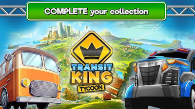 Download Game Transit King Tycoon MOD Unlimited Money 3.22
