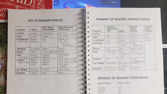 DragonRaid Player's Guide