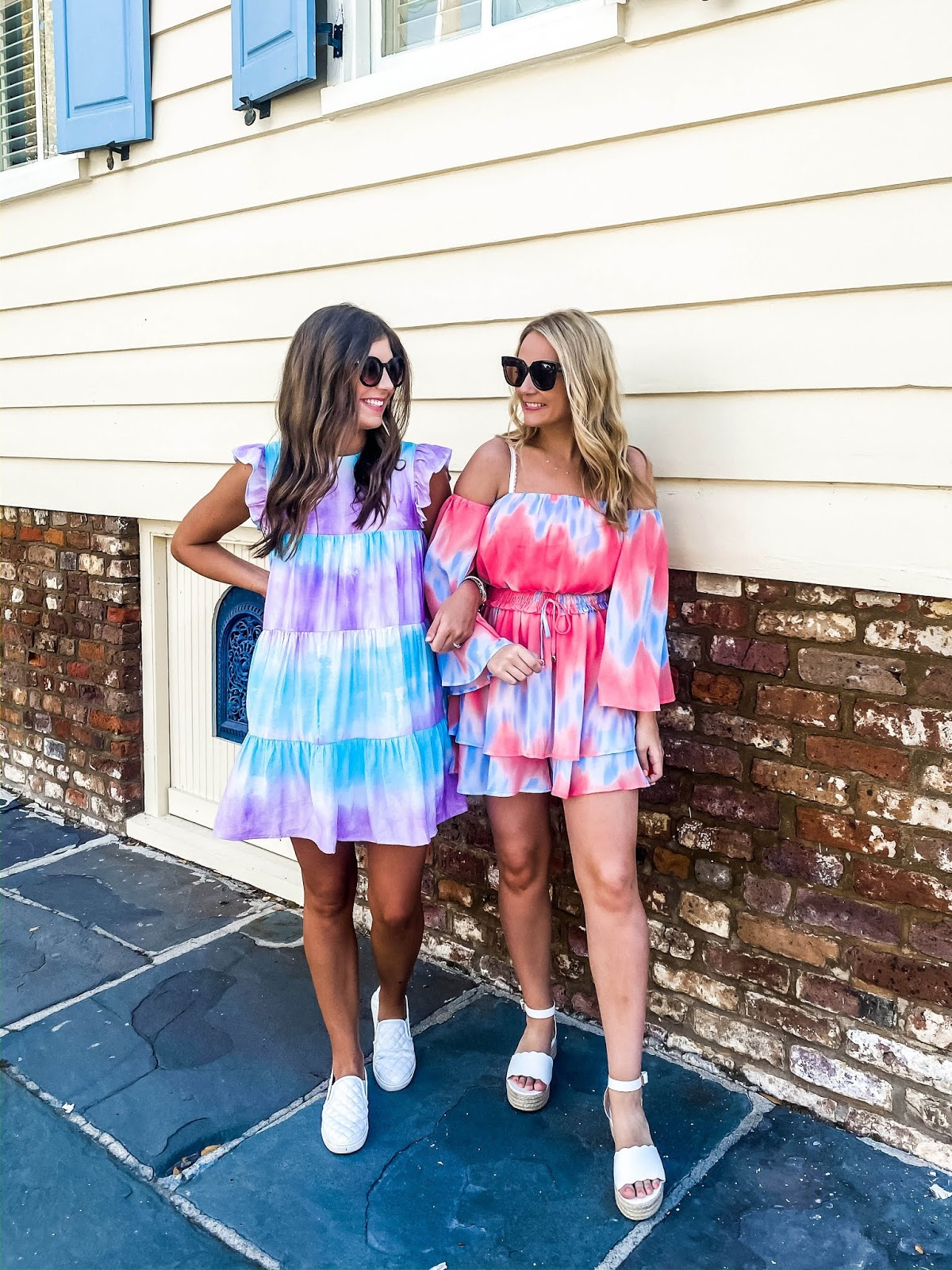 How To Incorporate Tie Dye Into Your Wardrobe - Chasing Cinderella