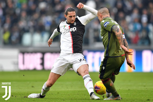 Video Juventus 4-0 Cagliari: Hiệp hai bùng nổ, Ronaldo tỏa sáng