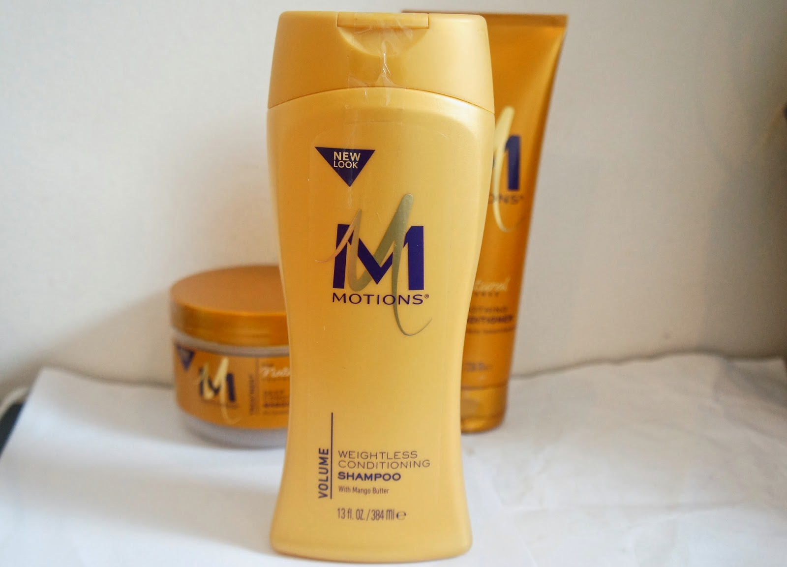 Motions Weightless Conditioning Shampoo Review