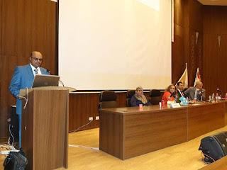 جامعة الحديدة تشارك في المؤتمر الدولى الخامس لمعامل التأثير العربى في القاهرة.