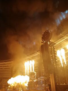 Rammstein Chorzów relacja z koncertu Stadion Śląski, 24.07.2019