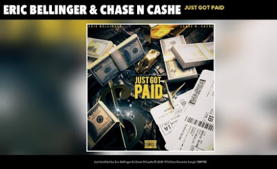Just Got Paid Lyrics - Eric Bellinger & Chase N Cashe