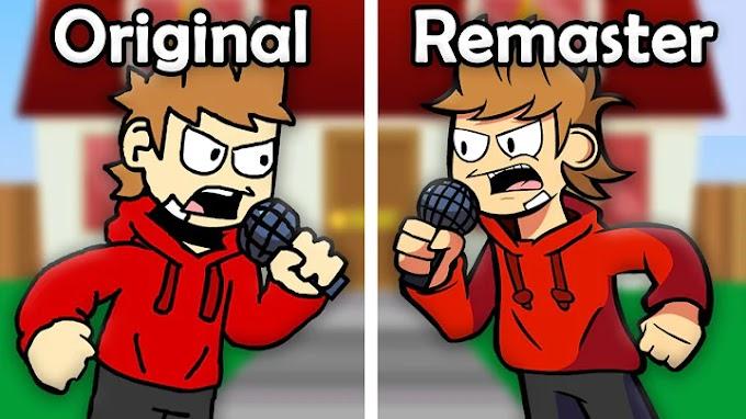 VS TORD: Original VS Remaster | FNF MODS