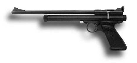 canada airgun freak: Quackenbush Air Pistol