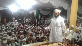Syeikh Amin Aduhaby Al Jailani, keturunan ke 22 Syeikh Abdul Qadir Al Jailani,