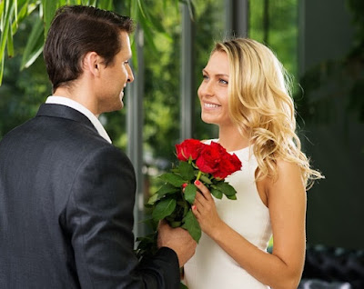give flowers to her to express your love