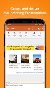 OfficeSuite Word Excel PowerPoint Pro Mod APK v10.15.26427