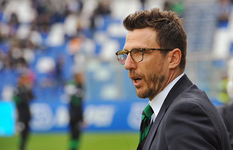 "Di Francesco: ""Juventus bi najbolje pristajao Berardiju"""