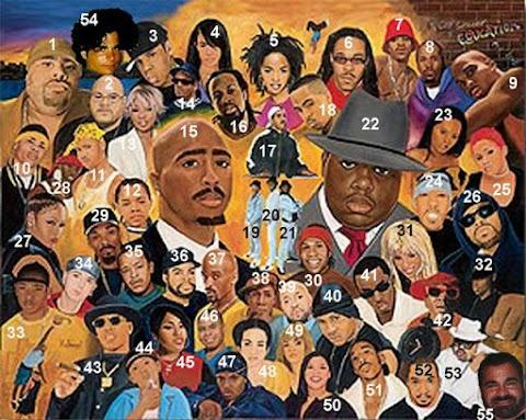 MCPETROS HUB: Hip Hop is a Culture