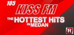Streaming Radio 105 KISS FM Medan Sumatera Utara
