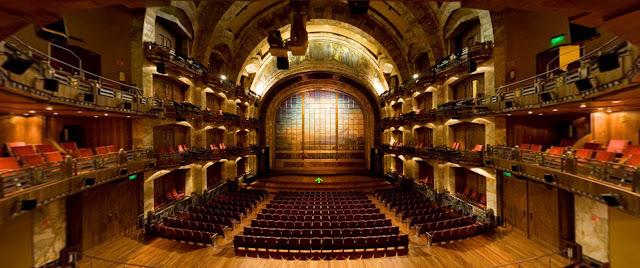 Recorrido virtual al Palacio de Bellas Artes
