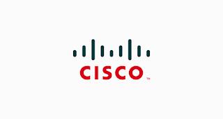Cisco خط لوجو