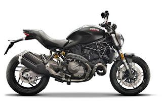 Modifikasi Yamaha Byson Ala Ducati Monster