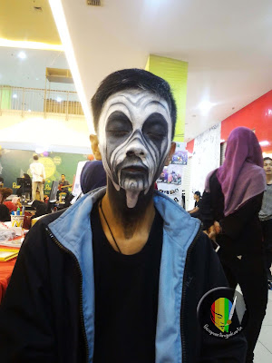 face painting horror3