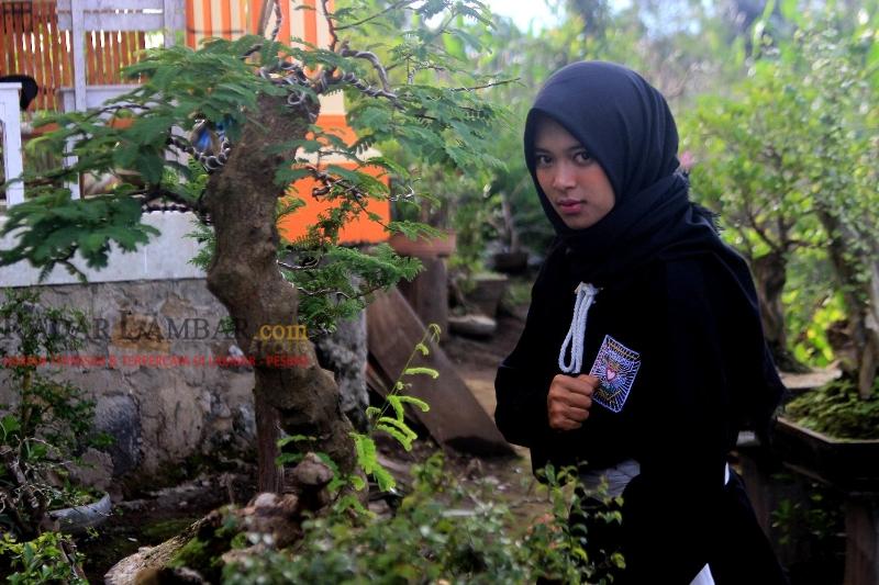 Ayo, Dukung Pendekar Wanita PSHT Ini di Audisi Putri Hijab Hunt Lampung