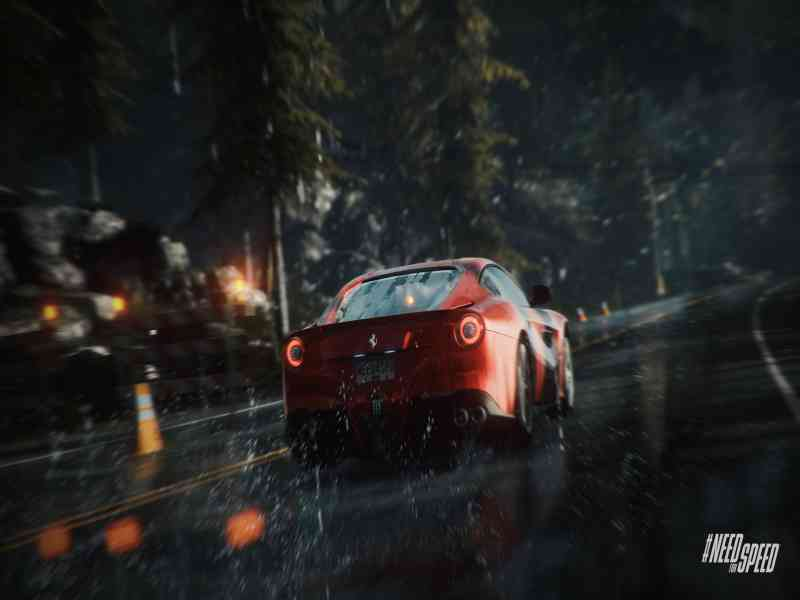 Need for Speed: Rivals Releases PC Requirements [VIDEO]