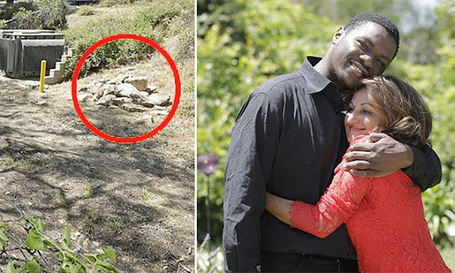20 лет назад женщина спасла заживо закопанного младенца. Он вырос и отыскал свою спасительницу, чтобы отблагодарить