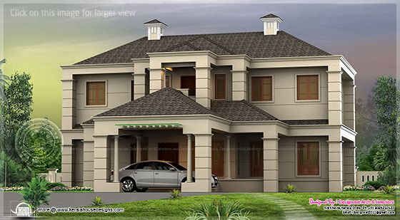2700 sq-ft villa