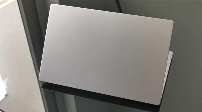 A Premium looking Mi Notebook 14 Horizon laptop.