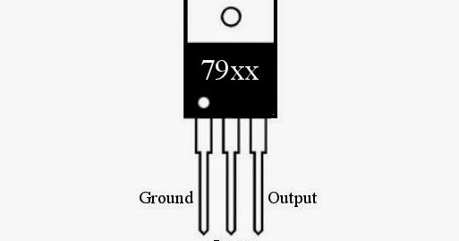 79xx series three terminal voltage regulators  u00ab funny
