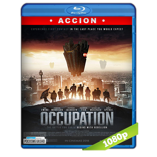 Occupation (2018) Full HD 1080p Audio Ingles 5.1 Subtitulada