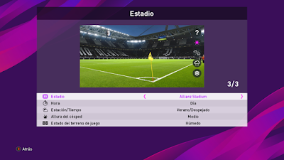 PES 2020 Mini Stadiumpack by Jostike Games