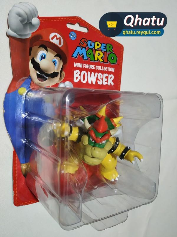 (Bs. 60) Bowser de Mario Bros