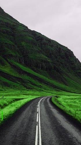 Con Đường Trên Thung Lũng Xanh