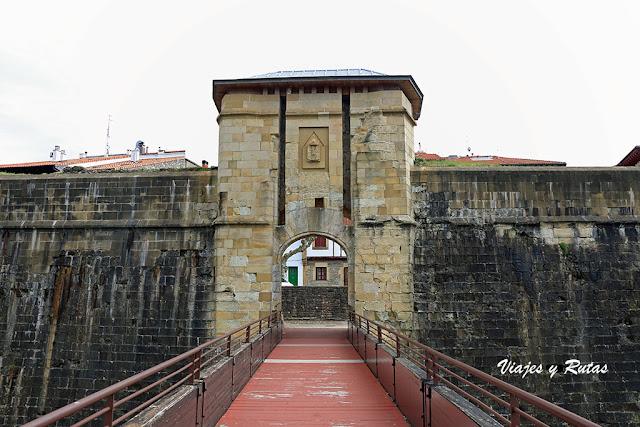 Puerta de San Nicolás de Hondarribia