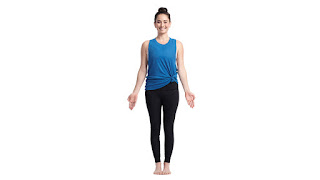 Tadasana yoga poses, benifit and steps of tadasana yoga pose