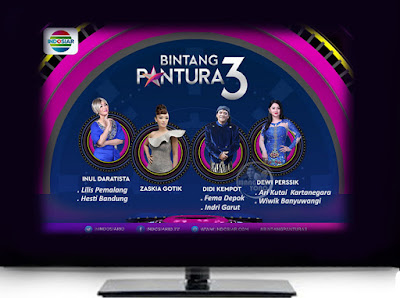 Panggung Bintang Pantura 3 Babak 24 Besar Grup 3 Minggu 9 Oktober 2016