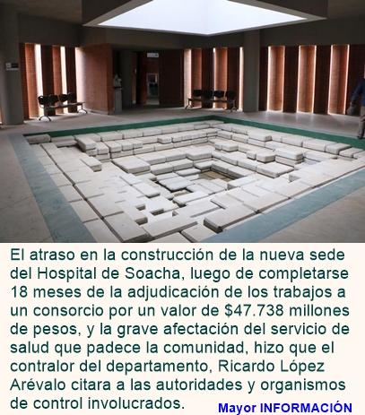 Hospital Mario Gaitán : Adjudicación de 47 mil millones con demora mayor a 18 meses