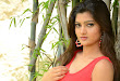Poojitha sizzling at Bullet Movie launch