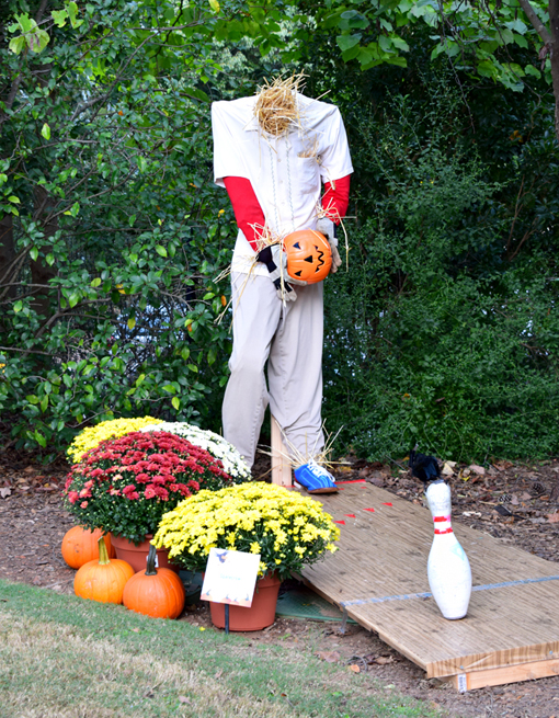 Scarecrows in the Garden 2017 | Atlanta Botanical Garden | Photo: Travis S. Taylor