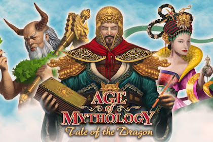 Free Download Game Age Of Mythology Tale of the Dragon for Computer PC or Laptop