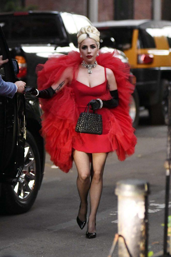 Lady Gaga Hottest Stills Ever