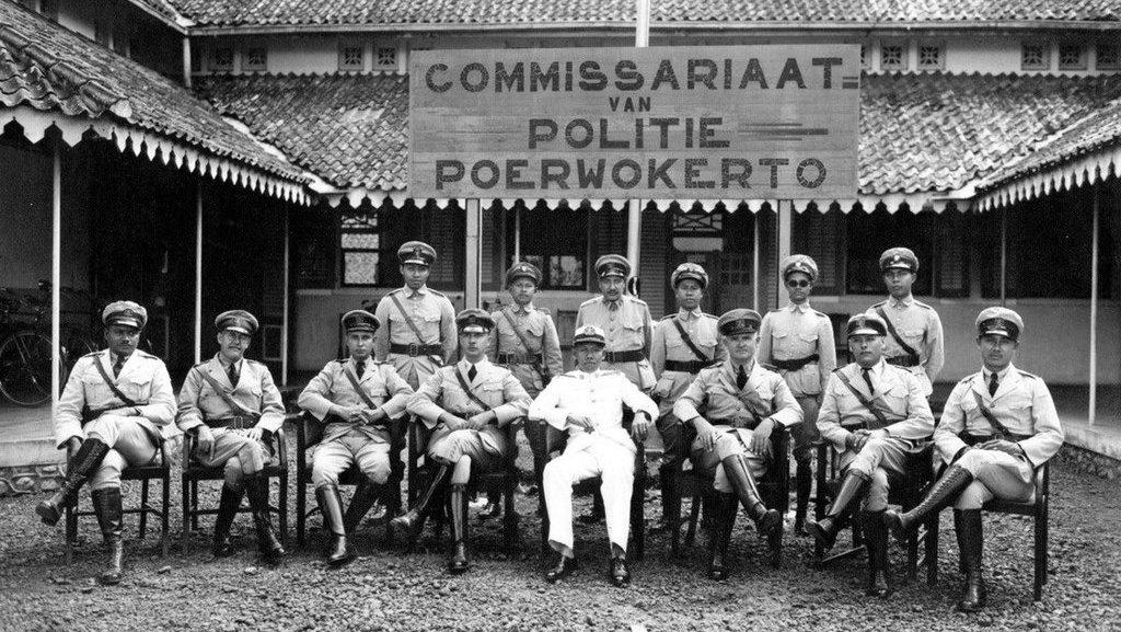 Sejarah Penjajahan Belanda