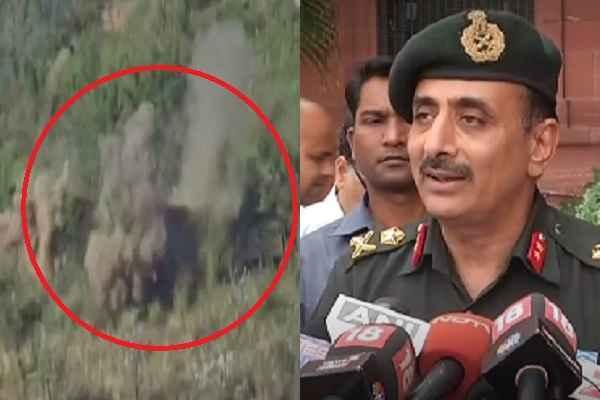 MODI की शक्तिशाली सेना ने पाकिस्तान की चौकियों की तबाही का दिखाया VIDEO, कांग्रेस ने की तारीफ